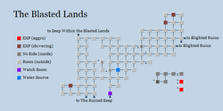 Zone 129 - The Blasted Lands
