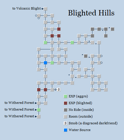 Zone 227 - Blighted Hills