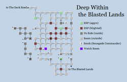 Zone 147 - Deep Within the Blasted Lands