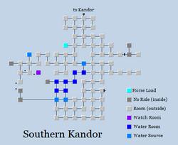Zone 294 - Southern Kandor