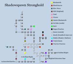 Zone 120 - Shadowspawn Stronghold