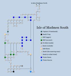 Zone 000 - Isle of Madmen South
