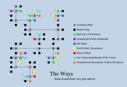 Zone 060 - The Ways