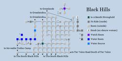 Zone 027 - Black Hills