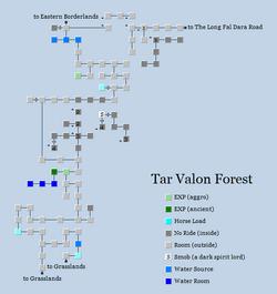 Zone 051 - Tar Valon Forest