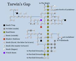 Zone 015 - Tarwin's Gap