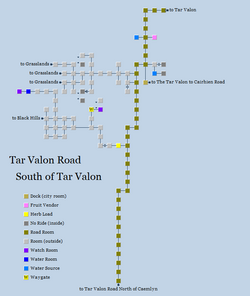 Zone 086 - Tar Valon Road South of Tar Valon