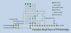 Zone 037 - Caemlyn Road East of Whitebridge