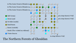 Zone 290 - The Northern Forests of Ghealdan