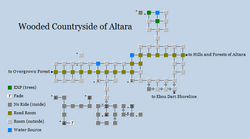 Zone 276 - Wooded Countryside of Altara