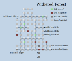 Zone 203 - Withered Forest