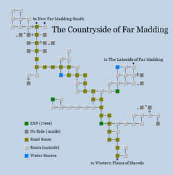 Zone 285 - The Countryside of Far Madding
