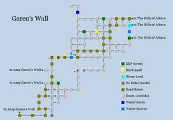 Zone 286 - Garen's Wall