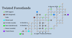 Zone 101 - Twisted Forestlands