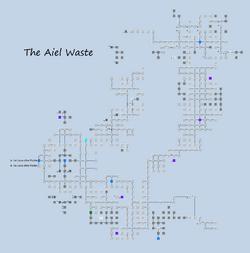 Region - Aiel Waste