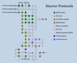 Zone 159 - Mayene Peninsula