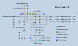 Zone 050 - Grasslands