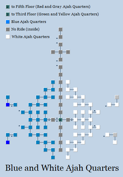 Zone 269 - Blue and White Ajah Quarters