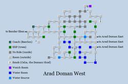 Zone 154 - Arad Doman West