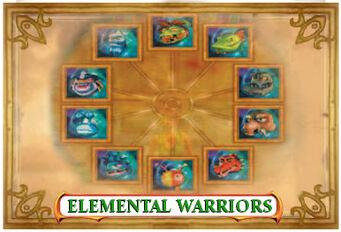 Elemental Warriors