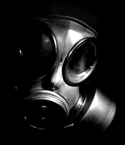 Gas-mask-poisonous-protection