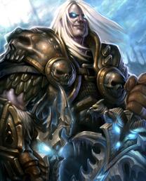 Arthas chevalier du roi liche