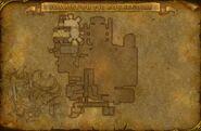 Carte Sommet du Pic Rochenoire 2