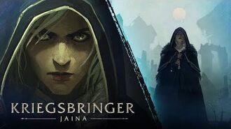 Kriegsbringer Jaina Animierter Kurzfilm (DE)