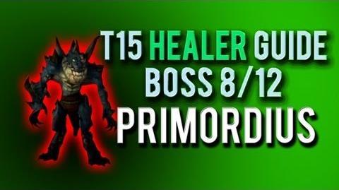 """Primordius"" HEALER Guide → Boss 8 12 in Throne of Thunder"