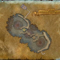 Карта Кузни Душ
