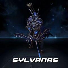 Sylvanas w <a class=