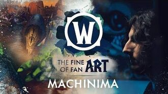 The Fine Art of Fan Art Suge, creador de machinimas (subtítulos ES)