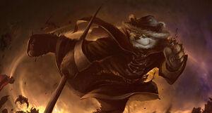 Pandaren Brewmaster by agnidevi