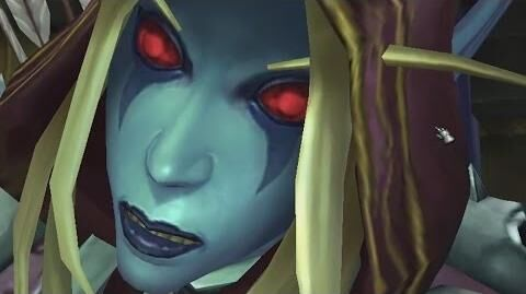 The Story of Sylvanas Windrunner - Full Version Lore
