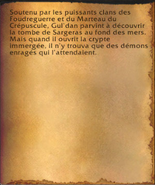 L'Alliance de Lordaeron 11