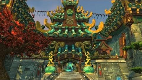 Mists of Pandaria Zone Preview The Jade Forest