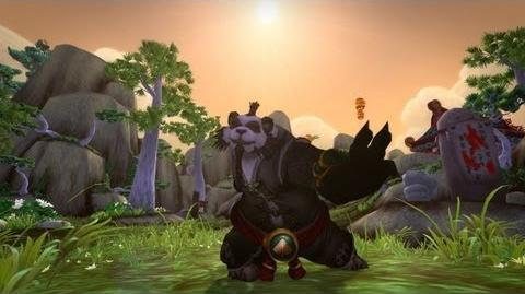 World of Warcraft Mists of Pandaria Preview Trailer