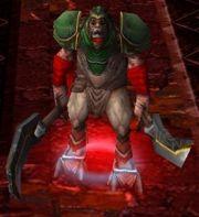 Akama Warcraft III Model