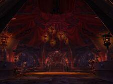 Grommash Hold Cataclysm inside