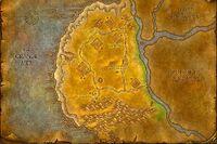 Marche de l'Ouest map Classic