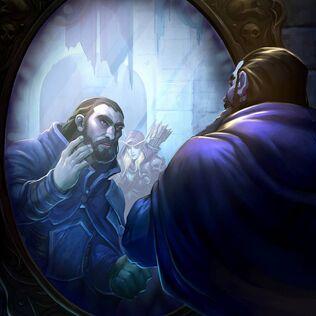 Sombre miroir