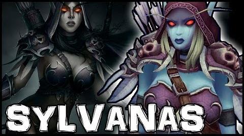 Sylvanas - Historia
