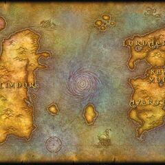 Карты Азерота в <i><a class=