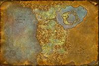 Forêt des Pins-Argentés map Classic