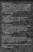 Journal d'Archavon 3