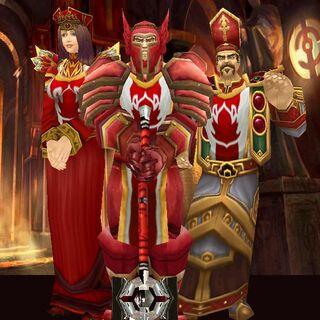 Kapłani i Krzyżowcy Szkarłatnej Krucjaty