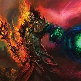 Тьма и Пламя: