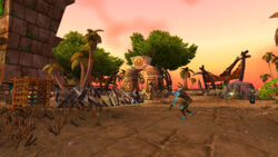 Darkspear Training Grounds