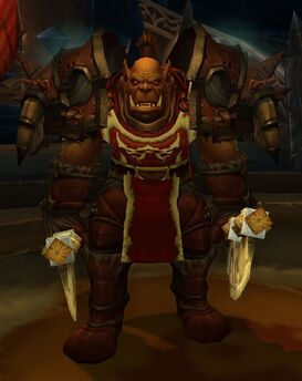 Garrosh bastion chanteguerre