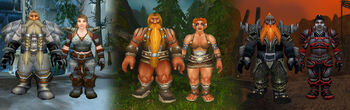 Dwarves (Warcraft)